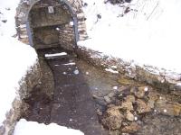 Св. источник зимой