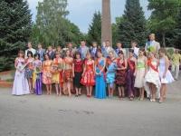 Выпуск 2010 11А  лицея с.Долгоруково