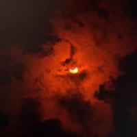 Солнечное затмение - Автор ELis